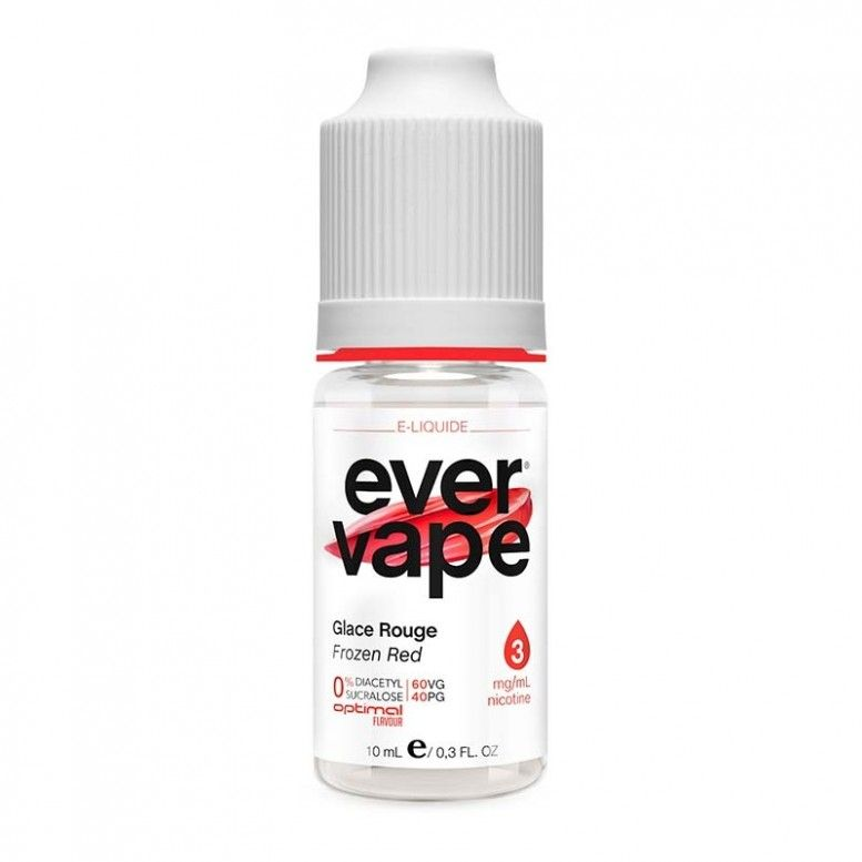 Ever Vape Glace Rouge