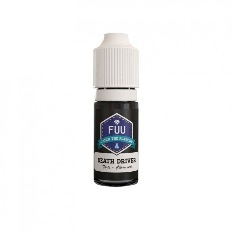 Death Driver - 10ml - CONCENTRE The Fuu