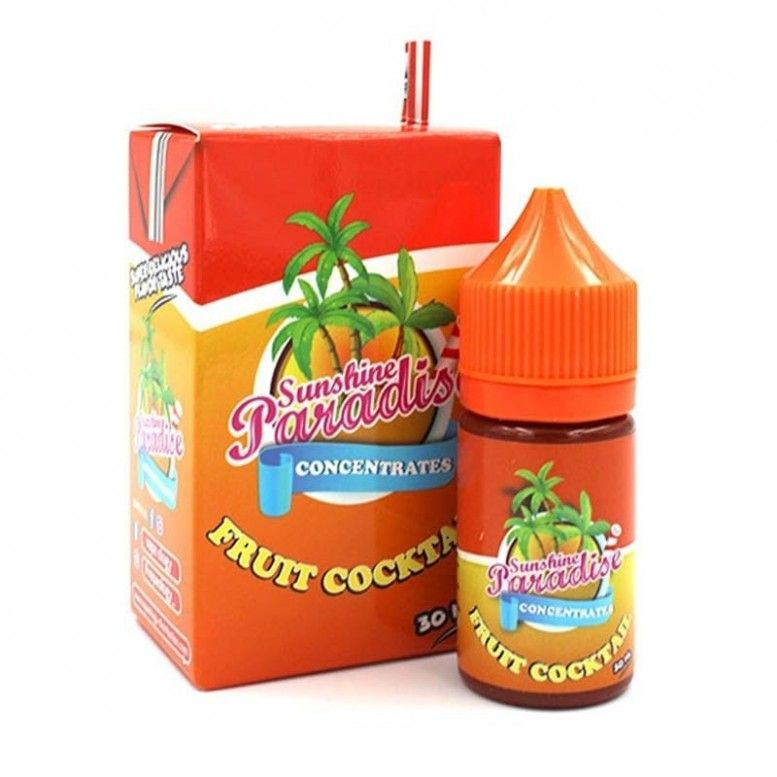 Fruit Cocktail - 30ml - CONCENTRE Sunshine 84 Paradise