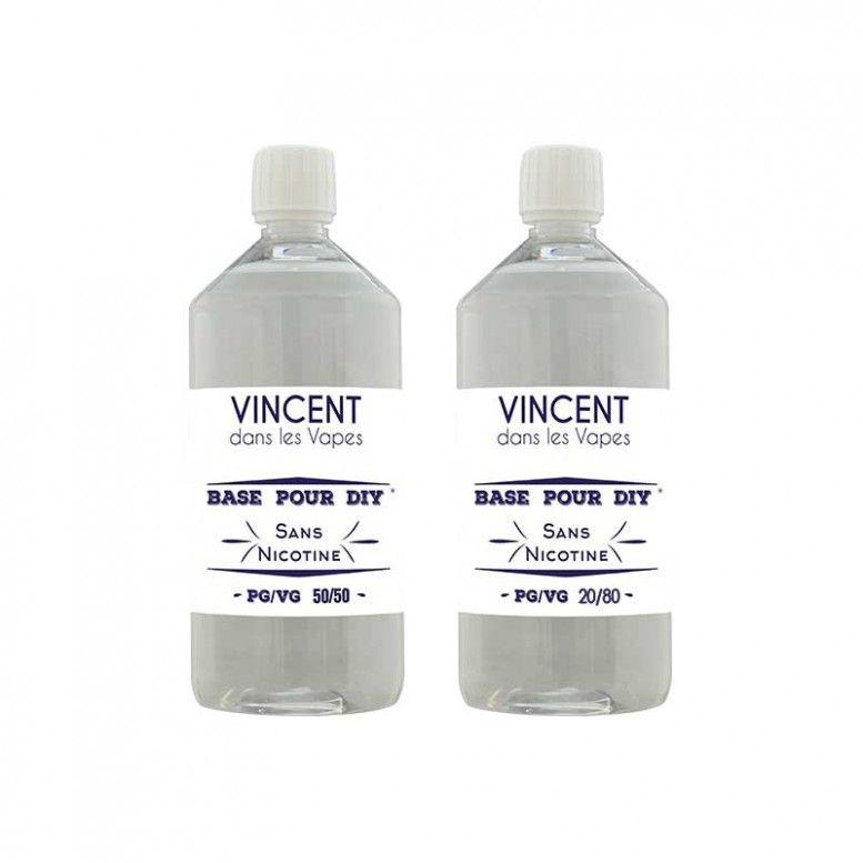 Base - 1L - 50PG/50VG - Vincent dans les Vapes