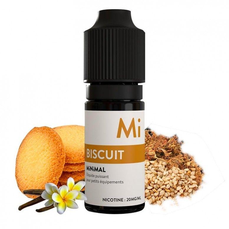 Biscuit - Minimal (Sel de Nicotine)