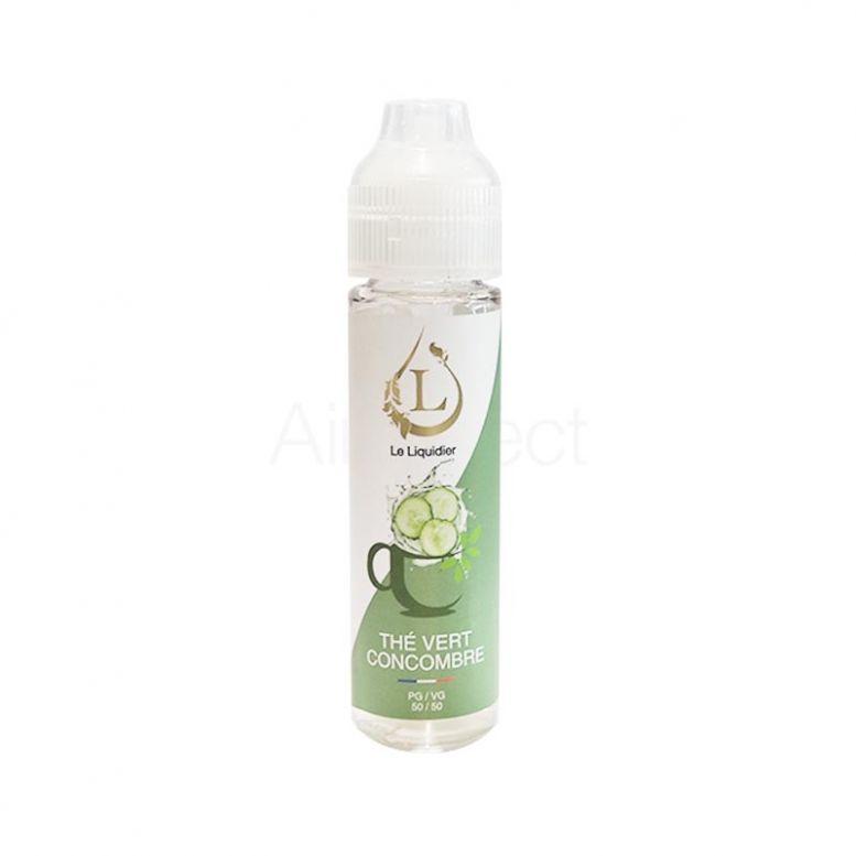 The Vert Concombre - Le Liquidier