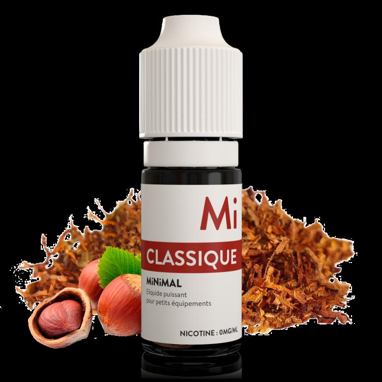Tabac Classique - Minimal (Sel de Nicotine)